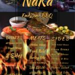 Naka endzone menu